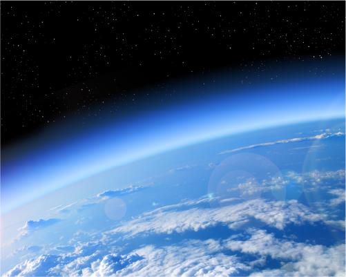 オゾン層 地球